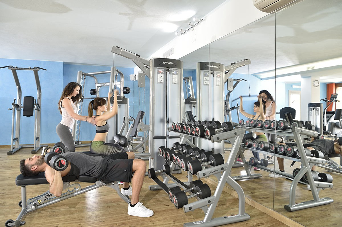 Wellness en Fitness zone